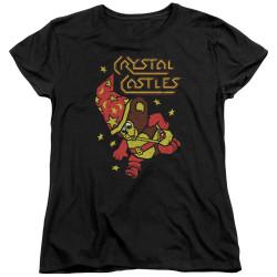 Image for Atari Woman's T-Shirt - Crystal Castles Bear