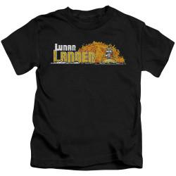 Image for Atari Kids T-Shirt - Lunar Lander Marquee
