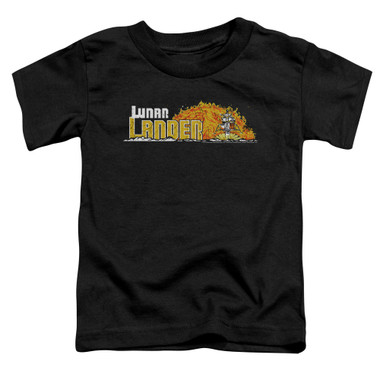 Image for Atari Toddler T-Shirt - Lunar Lander Marquee