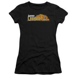 Image for Atari Girls T-Shirt - Lunar Lander Marquee