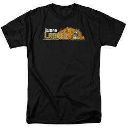 Image for Atari T-Shirt - Lunar Lander Marquee