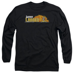 Image for Atari Long Sleeve T-Shirt - Lunar Lander Marquee