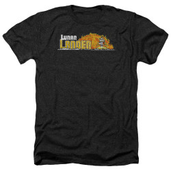 Image for Atari Heather T-Shirt - Lunar Lander Marquee