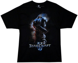 Image for Starcraft II Jim Raynor T-Shirt