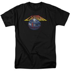 Image for Atari T-Shirt - Lunar Lander Globe