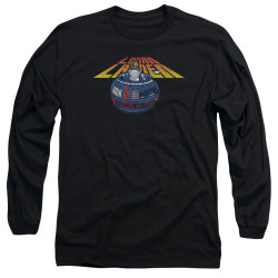 Image for Atari Long Sleeve T-Shirt - Lunar Lander Globe