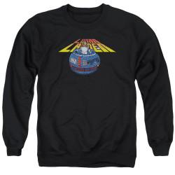 Image for Atari Crewneck - Lunar Lander Globe