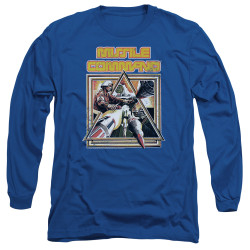 Image for Atari Long Sleeve T-Shirt - Missile Command