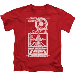 Image for Atari Kids T-Shirt - Missile Command Lift Off