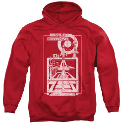 Image for Atari Hoodie - Missile Command Lift Off