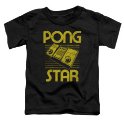 Image for Atari Toddler T-Shirt - Pong Star