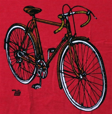 Image for Ames Bros Sweet Bike T-Shirt