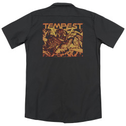 Image for Atari Dickies Work Shirt - Tempest Demon Reach