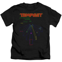 Image for Atari Kids T-Shirt - Tempest Screen