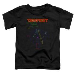 Image for Atari Toddler T-Shirt - Tempest Screen