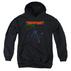 Image for Atari Youth Hoodie - Tempest Screen