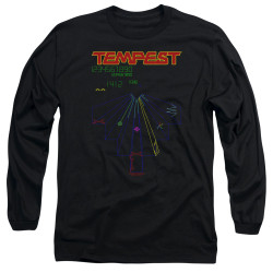 Image for Atari Long Sleeve T-Shirt - Tempest Screen