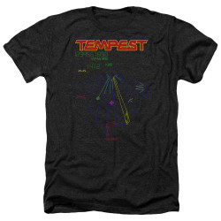 Image for Atari Heather T-Shirt - Tempest Screen