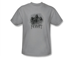 Image Closeup for The Hobbit 3 Trolls T-Shirt