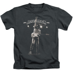 Image for Jeff Beck Kids T-Shirt - Guitar God