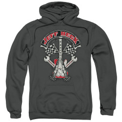 Image for Jeff Beck Hoodie - Beckabilly Guitar