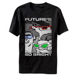 Image for Ed Edd n Eddy Future's So Bright T-Shirt