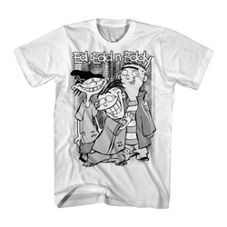 Image for Ed Edd n Eddy TV Show T-Shirt