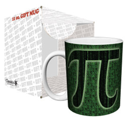 Image for Pi Symbol Coffee Mug