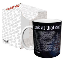 Image for Look at that Dot Coffee Mug