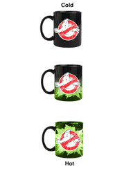 Image for Ghostbusters Transforming Coffee Mug - Logo