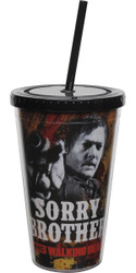 Image for The Walking Dead Carnival Cup - Sorry Brother