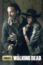 Image for Walking Dead Poster - Season 5 Rick & Carl