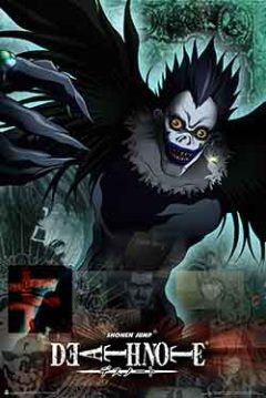 Death Note Poster Ryuk