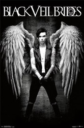 Image for Black Veil Brides Poster - Fallen Angel