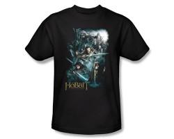 Image Closeup for The Hobbit Epic Adventure T-Shirt