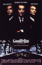 Image for Goodfellas Poster - Movie Sheet