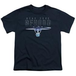 Image for Star Trek Beyond Youth T-Shirt - Enterprise