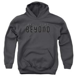 Image for Star Trek Beyond Youth Hoodie - Logo