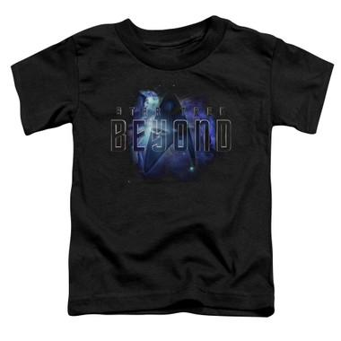 Image for Star Trek Beyond Toddler T-Shirt - Galaxy Logo