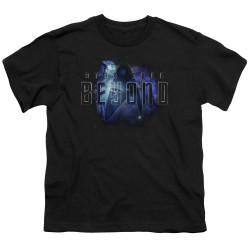 Image for Star Trek Beyond Youth T-Shirt - Galaxy Logo
