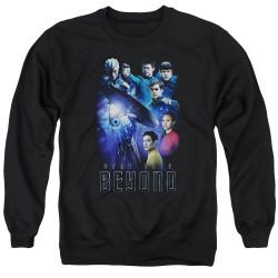 Image for Star Trek Beyond Crewneck - Cast