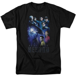 Image for Star Trek Beyond T-Shirt - Cast