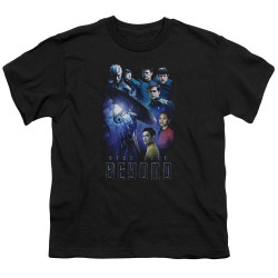 Image for Star Trek Beyond Youth T-Shirt - Cast