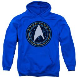 Image for Star Trek Beyond Hoodie - Starfleet Patch