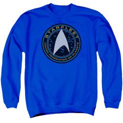 Image for Star Trek Beyond Crewneck - Starfleet Patch