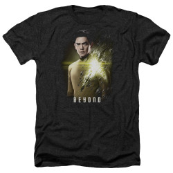 Image for Star Trek Beyond Heather T-Shirt - Sulu Poster