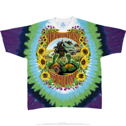 Image for Grateful Dead - Terrapin Station Tie-Dye T-Shirt