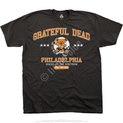 Image for Grateful Dead - Spectrum '85 Black T-Shirt