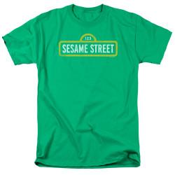 Image for Sesame Street T-Shirt - Rough Logo