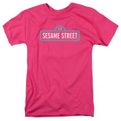 Image for Sesame Street T-Shirt - Alternative Logo
